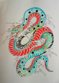 Snake Tattoo Designs That Look Great