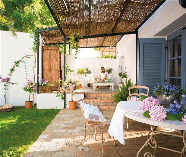 Uma casa linda com muitos detalhes r sticos jeito de - Casas con encanto decoracion ...