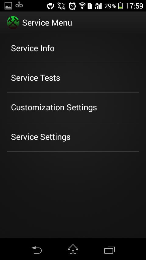 Como resetar Sony Xperia M