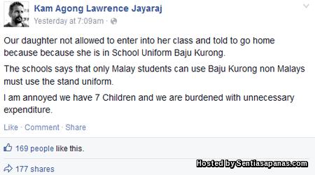 Kam Agong Lawrence Jayaraj