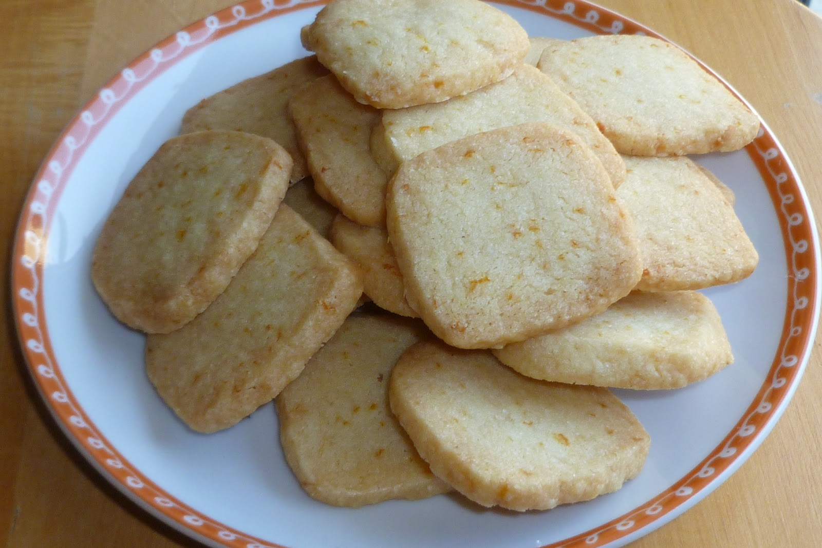 The Pastry Chef's Baking: Lemon Shortbread Cookies