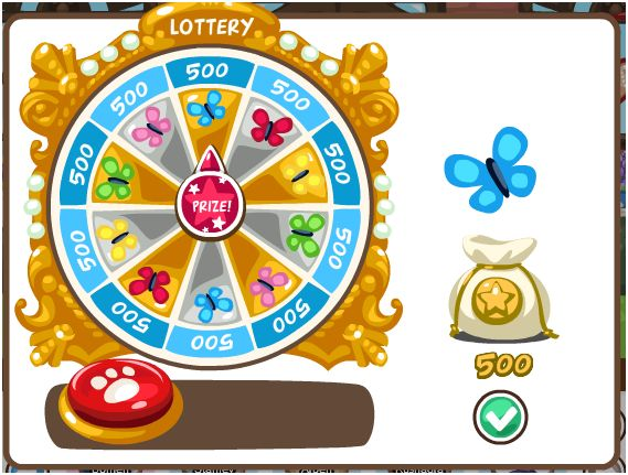 how to make a lottery wheel
