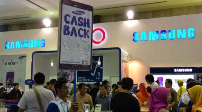 Samsung Potong Harga hingga Rp 1 Juta di Indocomtech