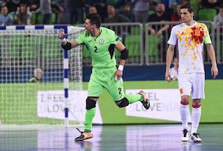 Principais características do goleiro de Futsal