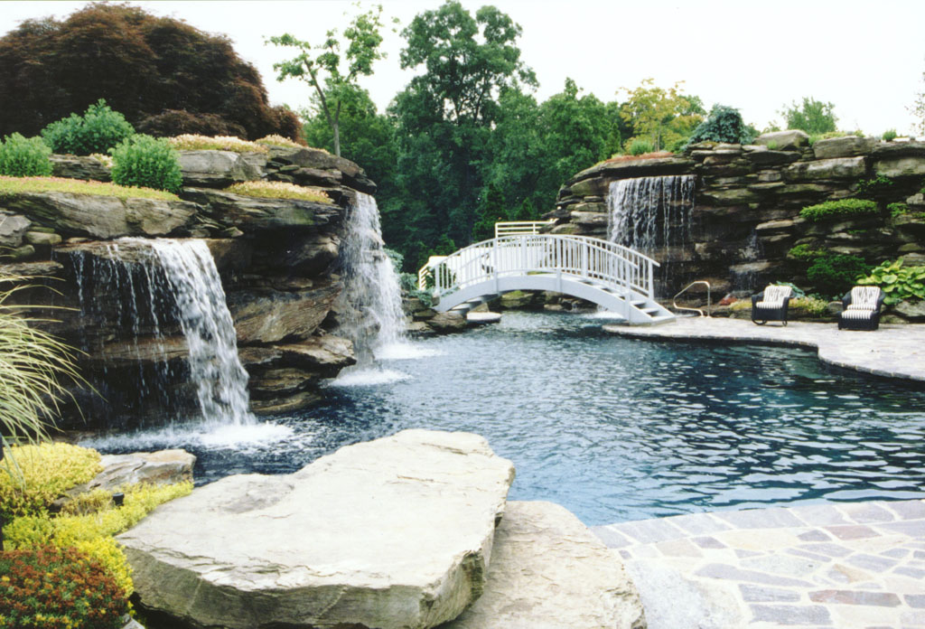garden design landscaping ideas for pools