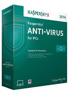 تحميل مكافح الفيروسات الكاسبر download Kaspersky Anti-Virus 2014