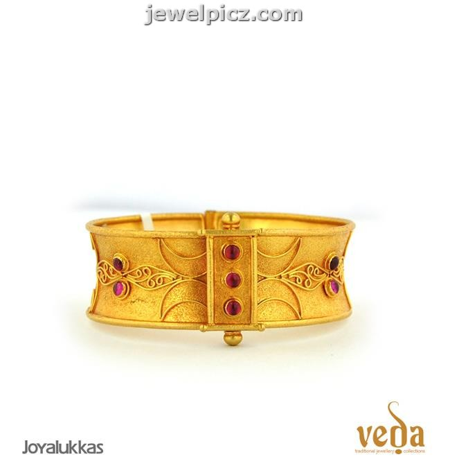 Gold Bangles Designs In Joyalukkas With Price More information