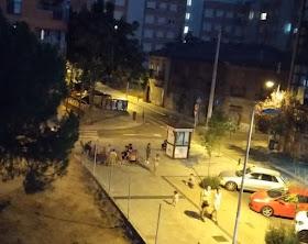 Duelo en la calle Cantueso