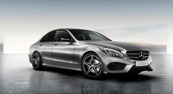 New 2015 Mercedes-Benz C-Class with Night Package Review