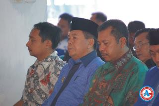 H. Qurais Dilirik Jadi Ketua Partai Demokrat Kota Bima