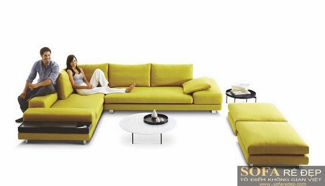 Sofa góc G048