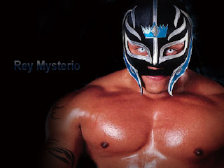 WWE Rey Mysterio Latest Wallpapers 2012 Download Free