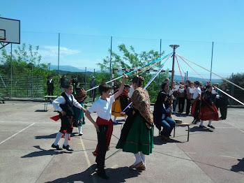 Semana cultural en el colegio