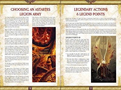 Las legiones de la campaña narrativa, la era del emperador