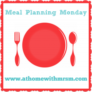 our family meal plan for week of 16/06/2014 - £56