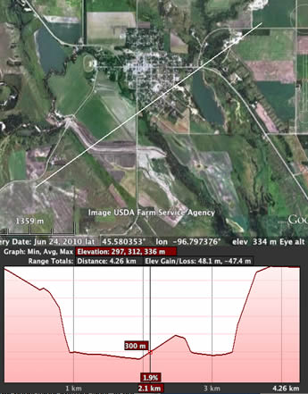 Google Earth Design Google Research Update Elevation Profiler - How to determine elevation on google maps