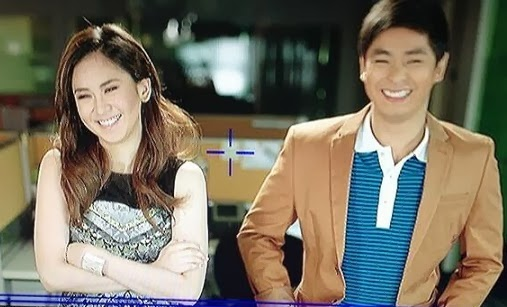 Sarah Geronimo and Coco Martin reunite in Star Cinema movie Maybe This Time