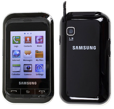 Paket Game Samsung Champ C3303K Touch