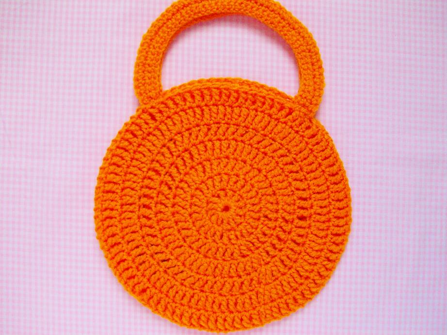 MooeyAndFriends: Crochet Pattern ? Trick-Or-Treat Bag
