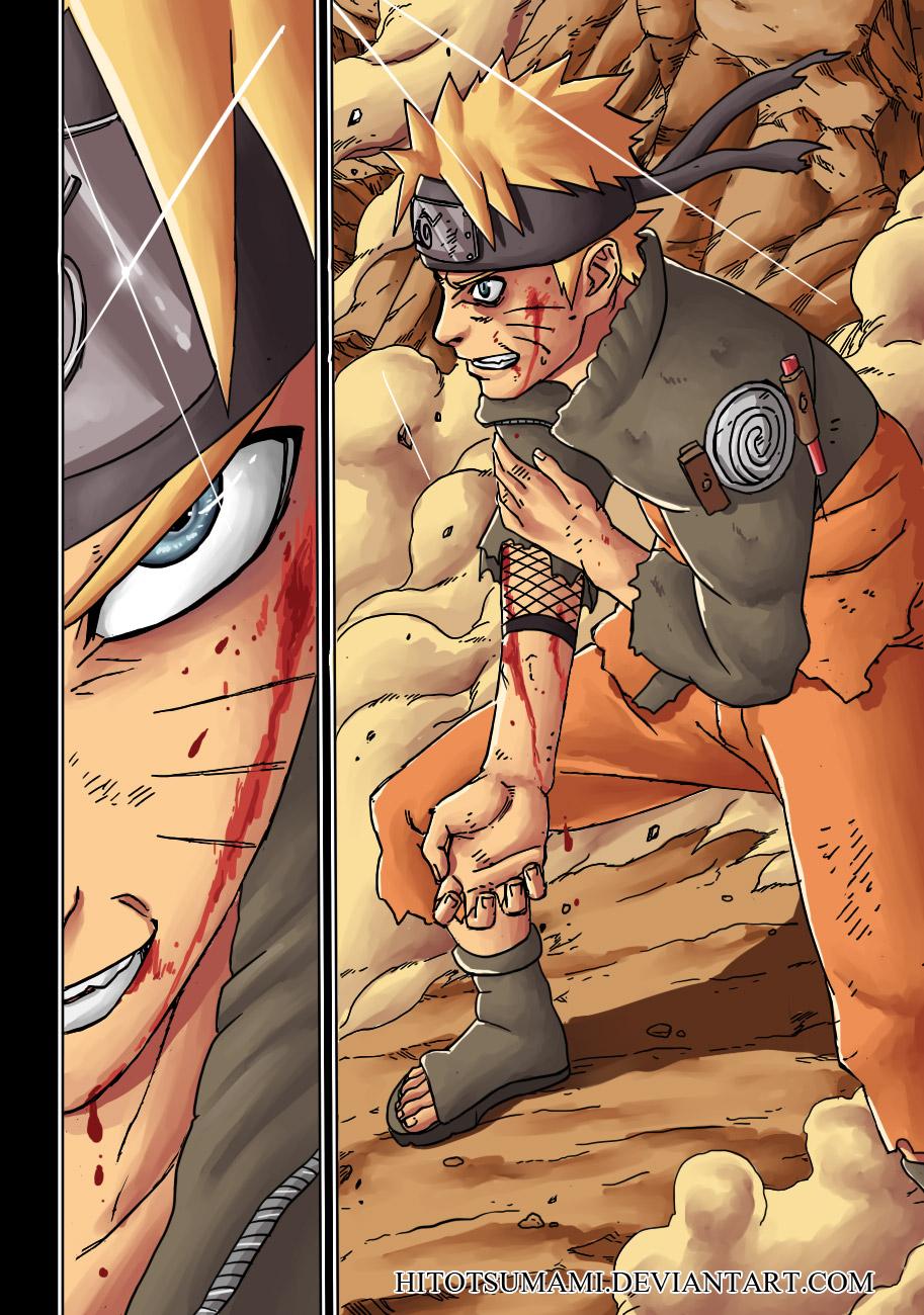 Naruto chap 635 Trang 22