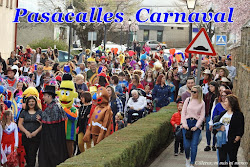 PASACALLES CARNAVAL 2019