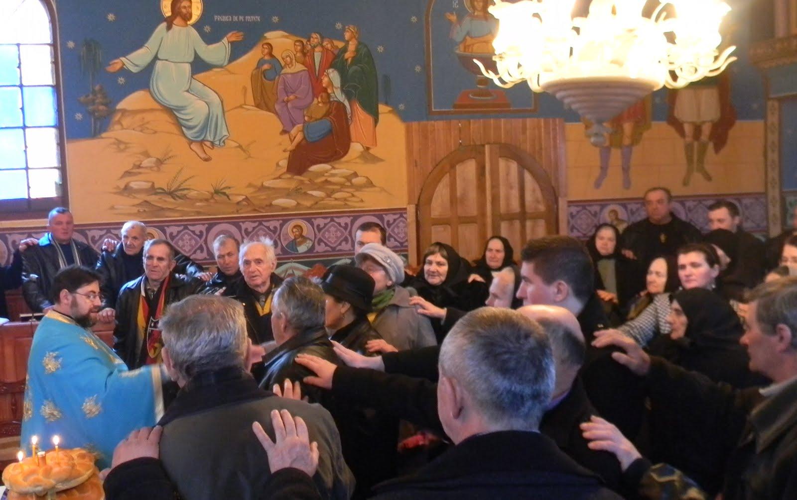 Parastas de pomenire vrednicului Mitropolit Bartolomeu, 31 ianuarie 2016
