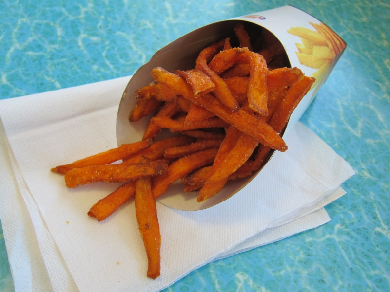 Review: Burger King - Sweet Potato Fries | Brand Eating