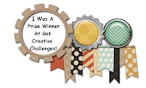 Winner At Get Creative Challenge Blog