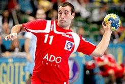 Felipe Maurín renuncia a jugar el mundial de Qatar con Chile | Mundo Handball