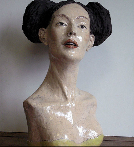 bust by melanie bourget