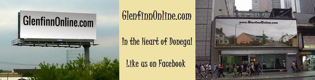 Glenfin, Glenfinn, Ghleann Fhinne, Donegal, Ireland.