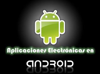 Aplicaciones Electrónicas ANDROID