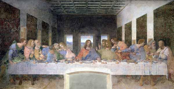Pintura Y Arte Leonardo Da Vinci