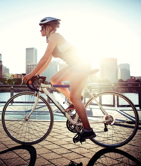 Bicycling Affect a Woman's Sexual Health. Women who cycle are familiar with the numbness that sometimes can occur from sitting on a traditional bike seat.