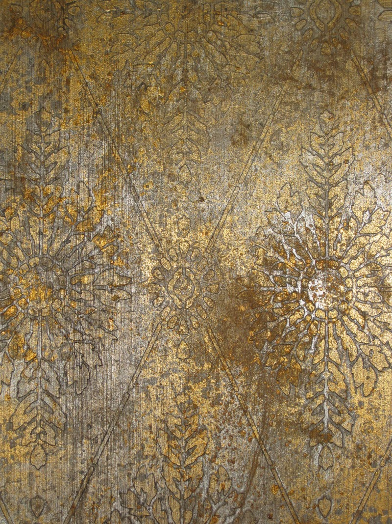 silver foil wallpaper manufacturers