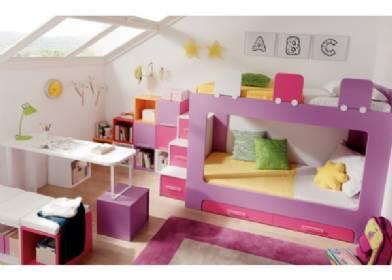 litera blanca infantil estilo romntico con camas y cajones abajo tambin disponible con una tercera cama