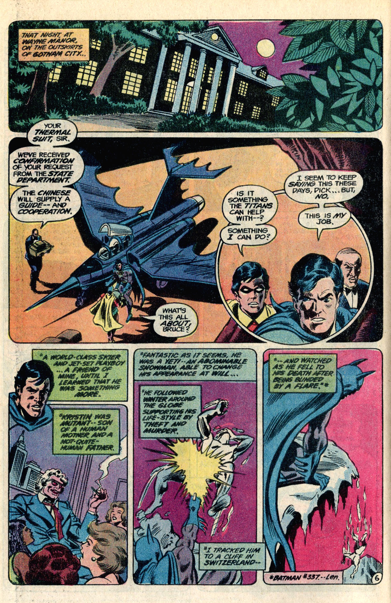 Detective Comics (1937) Issue #522 Page 10