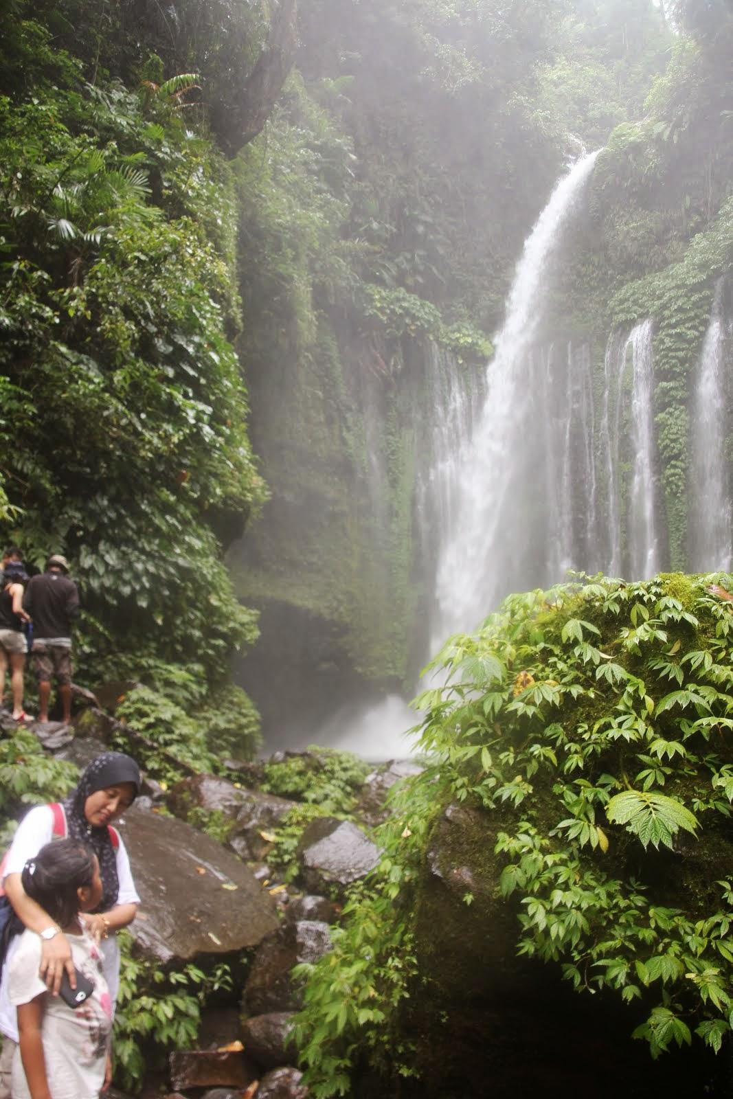 Tyu Kelep,Senaru,Lombok-June 2014