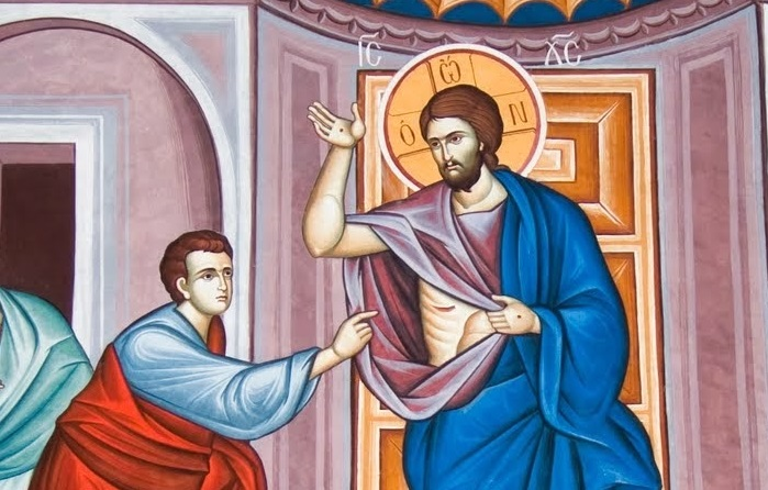 Неверни или уверени Апостол Тома?
