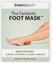 Maybeaty Footmask