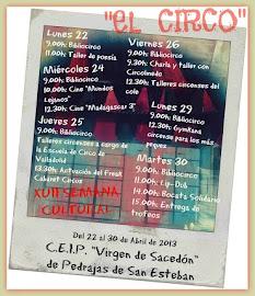 XVII Semana Cultural