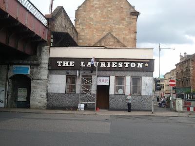 Laurieston Bar, Burnistoun, Glasgow