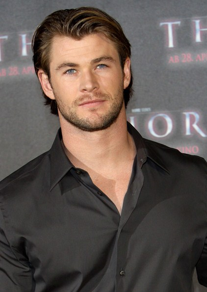 Are Chris Hemsworth Eyes Really Blue Liam hemsworth since he