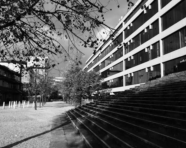 EC Stoner Building, Leeds University