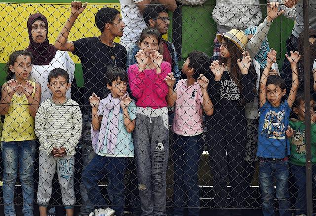 FC Porto faz campanha para ajudar migrantes
