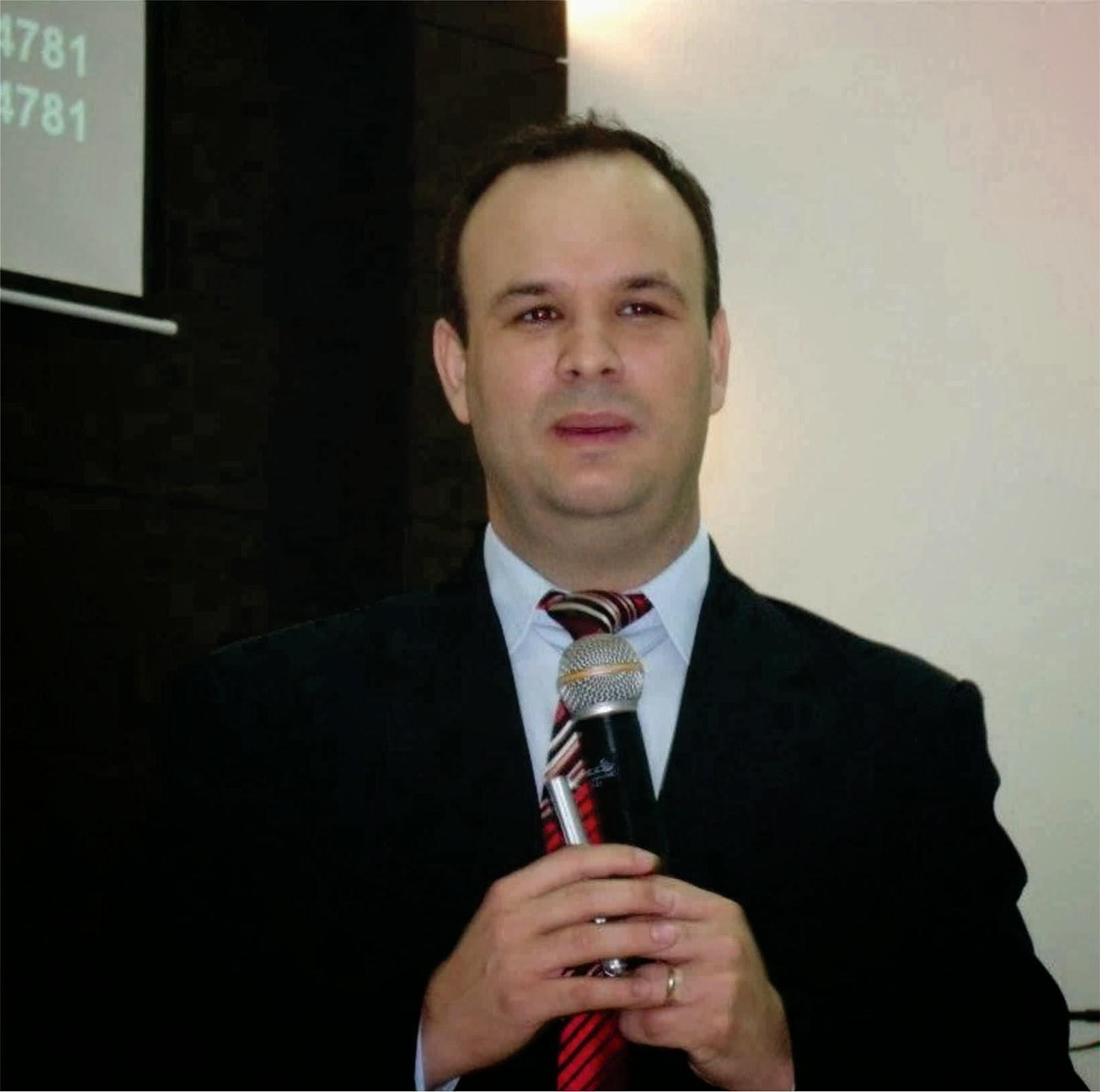 Pr. WASHIGNTON DE SÁ - Igreja Batista da Lagoinha BH