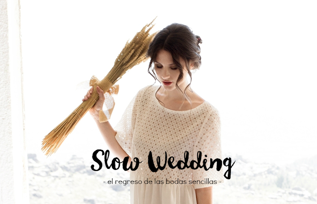 Slow Wedding - el regreso de las bodas sencillas - Blog Mi Boda