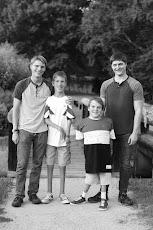 Elijah, Aaron, John and Ben