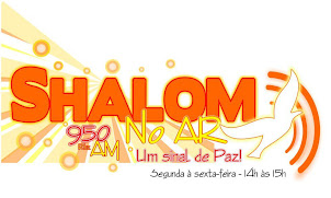 SHALOM NO AR 950 AM SOBRAL-CE