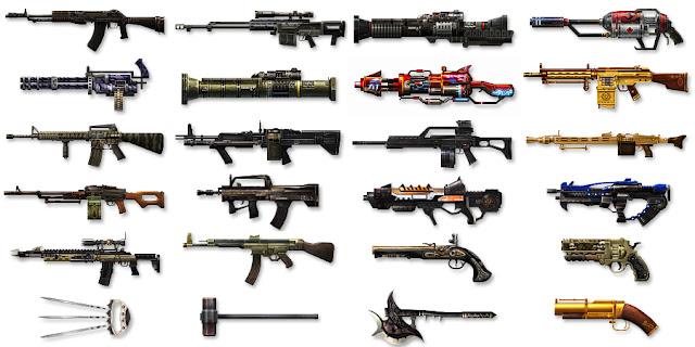 All Nerf Zombie Strike Guns